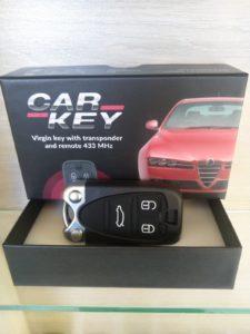 Ключ с дистанционно за ALFA ROMEO 159